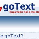 Go Text: un altro servizio per risparmiare sugli sms