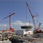 Olkiluoto, la centrale nucleare più grande del mondo che crolla per un temporale