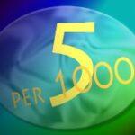 5 per mille 2009: ecco le nuove regole