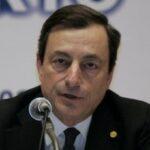 Banca d'Italia: Draghi spinge perchè si riduca il debito