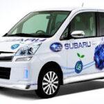 Dal mese prossimo sarà disponibile Stella auto elettrica della Subaru
