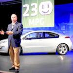 Chevrolet Volt l'auto da 230 miglia per gallone
