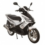 Sirio Hybrid 50cc, scooter ibrido Aspes in distribuzione in italia