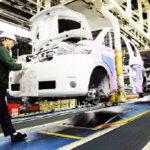 Produzione industriale, in agosto +7% rispetto a luglio