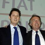 John Elkann è il nuovo presidente della Fiat