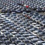 Auto: in flessione i mercati europei ad aprile