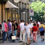 Confcommercio: calano i consumi ad aprile