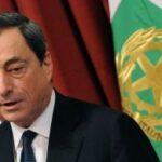 """Draghi: attenzione alle banche """"zombie"""""""
