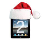 Sotto l'albero di Natale c'è l' iPad