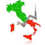 Italia e recessione: La crisi viaggia su un doppio binario