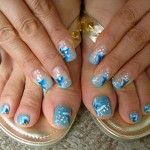 Manicure e pedicure per l'estate 2012