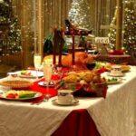 Natale 2012: gli italiani rinunciano ai regali ma non al cenone