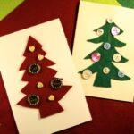 Biglietti di Natale: fatti in casa son più belli!