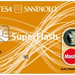 Superflash di Intesa, carta e prestiti convenienti