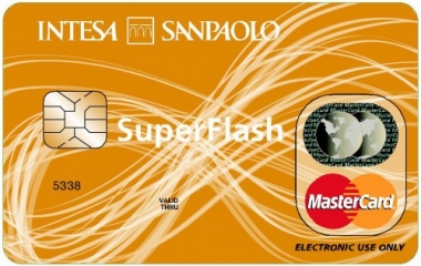 superflash bancaintesa
