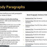 Ways to Composing an Academic Research Proposal